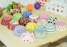 CupCake Muffin Paper Cups Liners Cases Baking Decorating party 50pcs 002