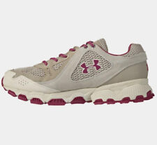 Under Armour WOMEN's Chetco II Running Shoes (Vanilla/Fawn/Strength) 1227578-136