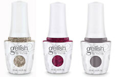 Harmony Gelish Soak-Off -Choose Any Color from THE SNOW ESCAPE Collection .5oz