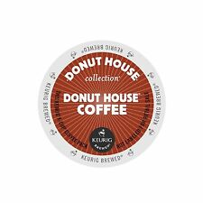 Donut House Coffee Keurig K-Cups PICK ANY FLAVOR & QUANTITY