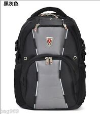 "Laptop Notebook Backpack 15.6"" SwissGear Swiss Gear Black, Red, Gray"