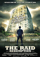 The Raid: Redemption - A1/A2 Poster **BUY ANY 2 AND GET 1 FREE OFFER**