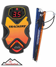 BCA Tracker 2 Avalanche Beacon DTS Digital Avy Transceiver & Snow Probe