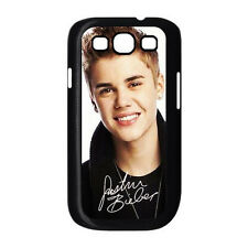 Cool Justin Bieber For Samsung Galaxy S3 I9300 Hard Shell Back Skin Cover Case