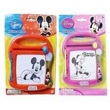 Minnie Mickey Mouse Magnetic Sketcher & Pen Disney Character Club House