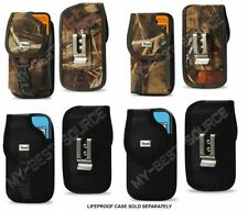 Pouch Holster/Clip Samsung Galaxy S3 S4 FOR Lifeproof Fre & Nuud Case