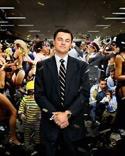 DiCaprio, Leonardo [The Wolf of Wall Street] (54075) 8x10 Photo