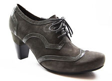 NEW LADIES WOMENS HUSH PUPPIES KAELYN SUEDE LEATHER BOOTS WORK DRESS SHOES