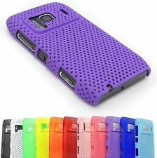 Mesh Perforated Hard Back Case Cover for Nokia N8 N8-00