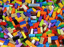 LEGO - Lot of All 2x4 Bricks Assorted Colors Basic Building Blocks City Bulk