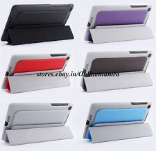 Leather Flip Cover Case Back Case Book Cover for Google Nexus 7 FHD 2013 II 2nd