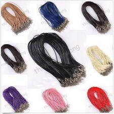10 Pcs Lot Chain Necklace Charms Findings String Cord Men Women U Pink Rope Hot