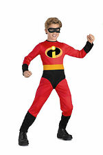 Child Dash Costume Child Incredibles Costume Disguise, Disney 5904