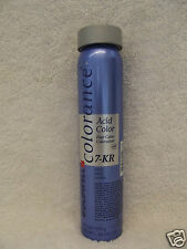 GOLDWELL COLORANCE HAIR COLOR CANS (LEVEL 7 & UP) 2oz ~U PICK~FREE SHIP IN US!!