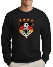 Germany Soccer Sweatshirt Deutschland Football jersey Eagle Crest 2015 World Cup