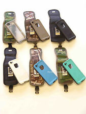 Holster Belt-Clip Pouch FOR Lifeproof iPhone 5/5S Fre Case On - PERFECT FIT