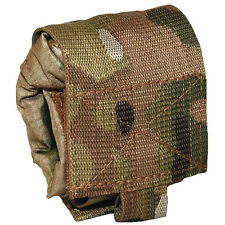 ATS Tactical MOLLE Roll Up Dump Pouch-MC LiteLok--Multicam-Kryptek-Coyote-RG-BK