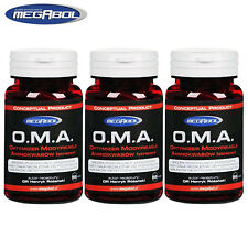 OMA 56-336 Caps. Nutrition Hardcore Pro Muscle Growth Anabolic Booster PCT Pills
