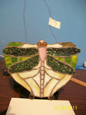 Dragonfly -  Reproduction Stained Glass sun catcher