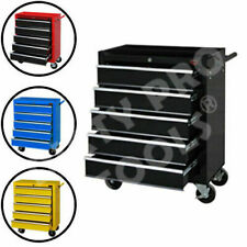 LARGE ROLLCAB GARAGE PROFESSIONAL TOOL CHEST BOX WITH BALL BEARING SLIDE NEW
