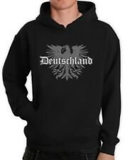 Deutschland Eagle Hoodie German Crest Germany Soccer Football World Cup 2015