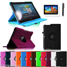 "Fintie Rotating Stand Cover Case For Samsung Galaxy Note 10.1"" inch 2012 Model"