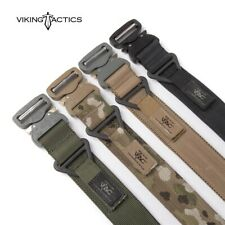Viking Tactics VTAC 1.75 Inch Cobra Belt-Coyote & Black-Choose Your Size & Color