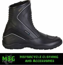 Bottes Coupe Basse Moto Scooter Spada Spring Étanches Wp