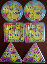 Maze Puzzle, smiley face, Party bag filler, colourful smiley face pictures,