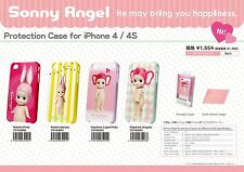 Sonny Angel Protection Fitted Case for Apple iPhone 4/4S Free Screen Protector