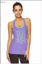 Brand New Genuine Quality Lorna Jane Amazing Inspirational Tank Singlet Top