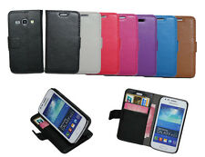 Galaxy Ace S5830 flip leather wallet phone case...