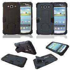 FOR SAMSUNG GALAXY S3 MILITARY ARMOR HIGH IMPACT W/ KICKSTAND CASE PHONE COVER