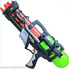 Super Squirter Super Soaker Large Water Gun 1.1 Litre Tank 20+ft Range + OTHERS