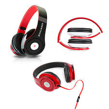 KOCASO Headphones On-Ear Powerful Bass Lightweight Adjustable (3 colors) HP-500