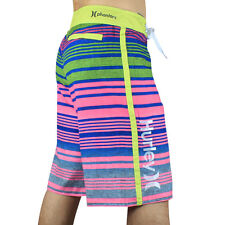 Hurley Phantom Mens Stretch Surf Boardshort Board Shorts Swim Boardies Trunks PK