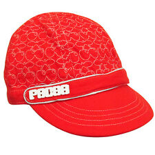 OFFICIAL Pacha Ibiza: Cherries Allover Beanie Cap RRP £25.00 Hat in Red or Black