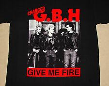 G.B.H Charged Give Me Fire GBH Shirt NEW M L XL