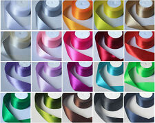 "Craft Satin Ribbon 3/8"" 3/4"" 25 Yards"