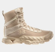 Under Armour Valsetz Lace Up Boots Tactical Military Size 8-14 Desert Sand