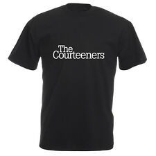 THE COURTEENERS BAND TSHIRT NEW ALBUM WOMENS MENS INDIE ROCK MUSIC NEW