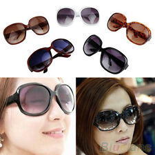 Fashion Frame Eyewear Black Brown Leopard Womens Toad Sunglasses UV Protection