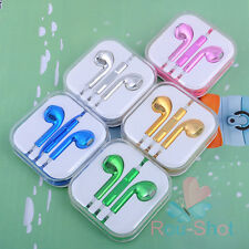 3.5MM Electroplating Headphone with Remote Mic for iPad mini with Retina Display