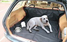 Waterproof Car Interior Boot/Backseat Dust and Dirt Protective Cover for Dog/Pet