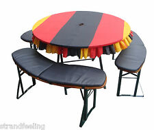 Seat Cushions For Party Benches Beer Garden Tent Furniture Pillows