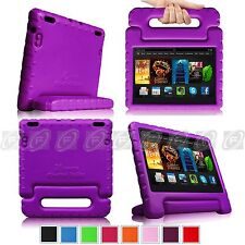 Fintie Kiddie Shock Proof Foam Stand Case Cover for Kindle Fire HDX 7 7inch 2013