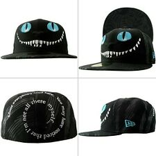 NEW ERA 59fifty ALICE IN WONDERLAND - CHESHIRE CAT- BASEBALL CAP black