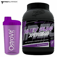 Whey Pump 600g Protein For Fighters With Creatine AAKG L-Arginine BCAA Powder