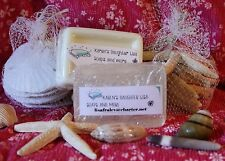 Handmade Soap various scents lemon cake, grandma's house, egyptian goddess, more