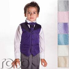 Boys swirl waistcoat suits, Page boy suits, Boys Wedding suits, Boys suits